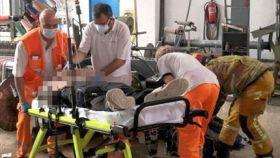 Dos de cada diez trabajadores españoles estuvo enfermo en 2020
