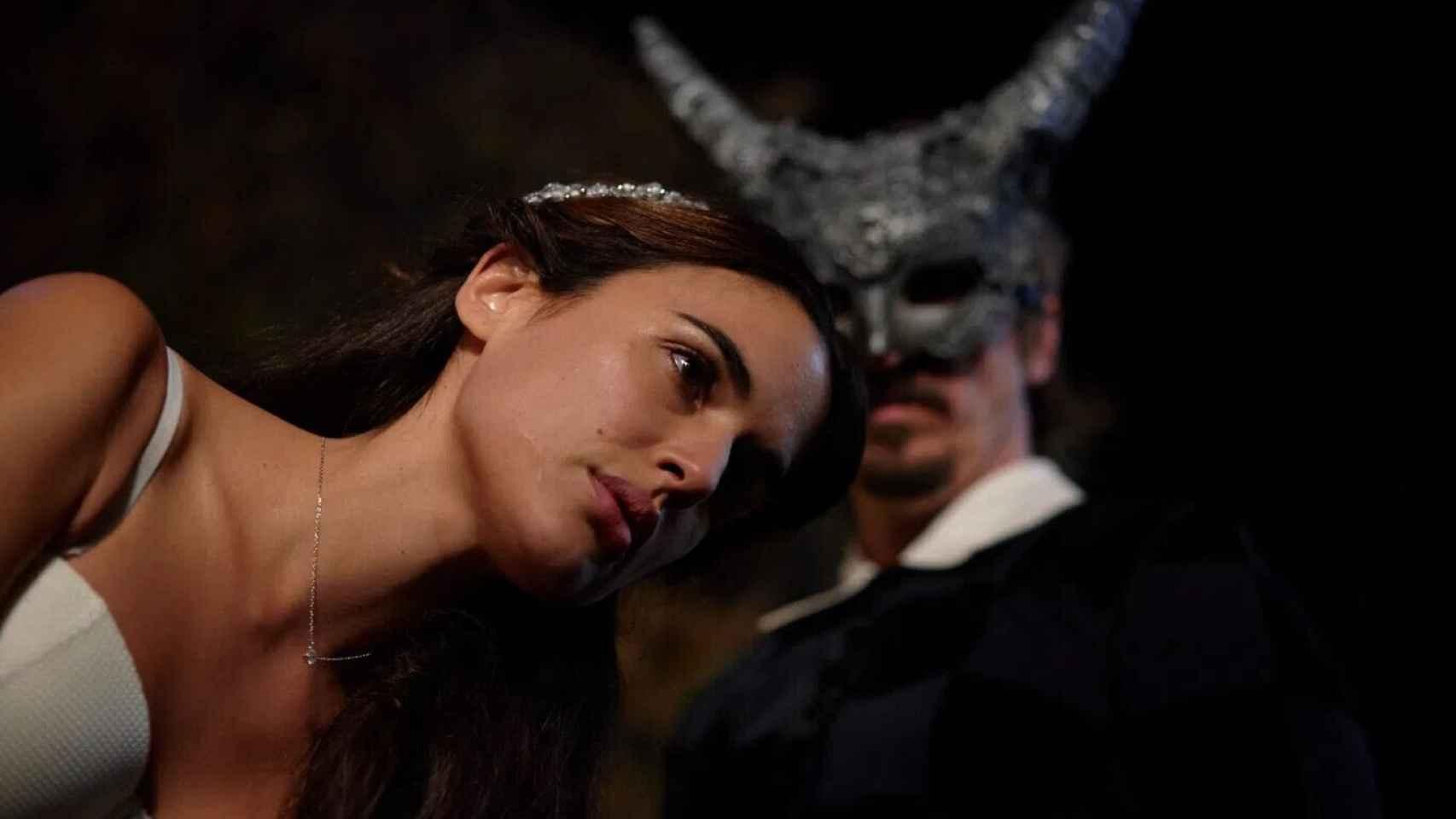 Adriana Ugarte protagoniza la serie 'Parot'.