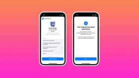 Opciones para devolver aplicaciones en iPhone.