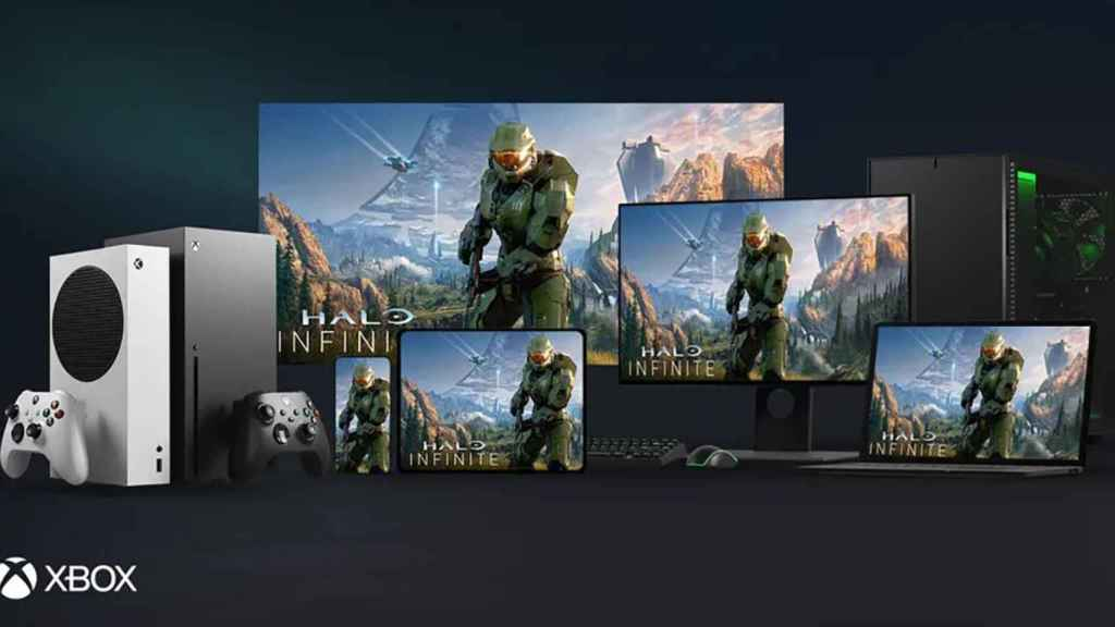 Anuncio de Xbox.