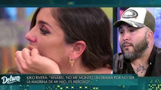 La encerrona de 'Sálvame' a Anabel Pantoja, obligada a enfrentarse a Kiko Rivera