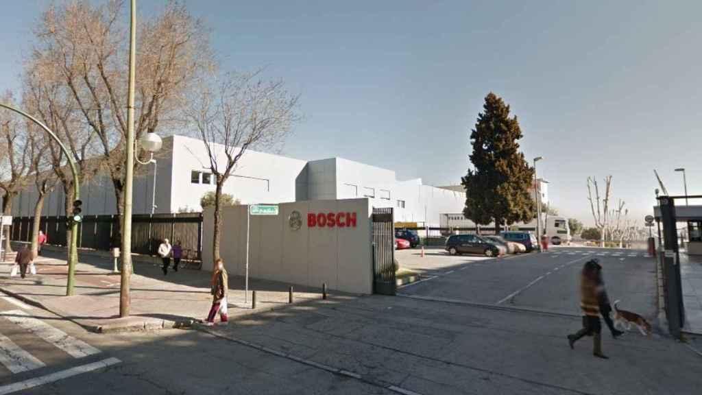 La sede de Bosch España, en Madrid.