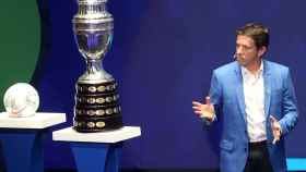 Presentación de la Copa América
