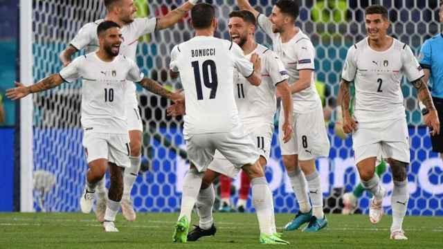 La Eurocopa 2020 pincha en audiencias: el partido inaugural pierde 20 puntos respecto a 2016