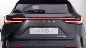 Nuevo Lexus NX.