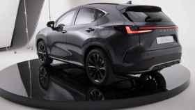 Nuevo Lexus NX 2022, un SUV de gran tamaño y sistema de propulsión híbrido.