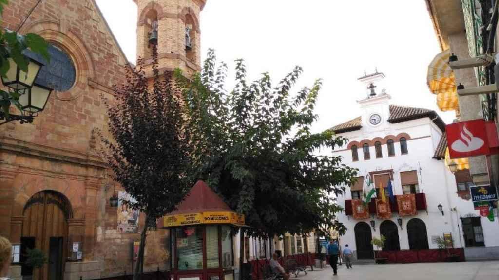 Ayuntamiento de Marmolejo (Jaén), municipio donde ha tenido lugar el suceso.