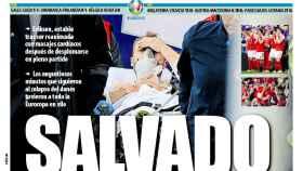La portada del diario Mundo Deportivo (13/06/2021)