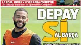 La portada del diario SPORT (13/06/2021)