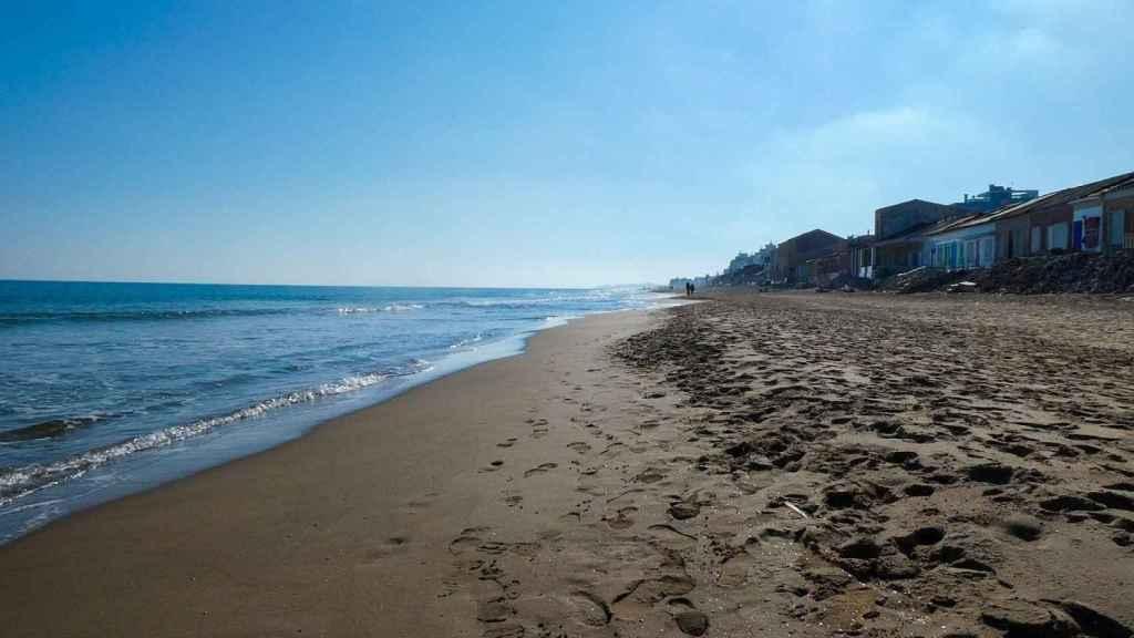 Casi el 80% de la zona costera de Guardamar es territorio protegido.