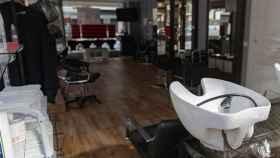 Imagen de archivo de una peluquería (EP).