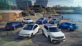 Volkswagen gama PHEV