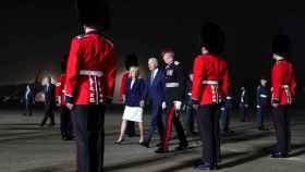 Joe Biden, a su llegada a Reino Unido el pasado 10 de junio.