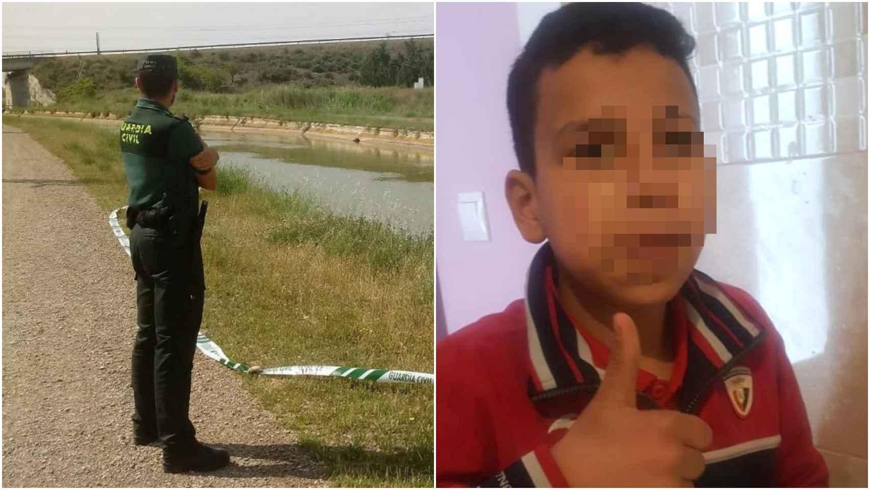 La Guardia Civil encuentra muerto a Abdedamad, un niño de 13 años desaparecido en Zaragoza