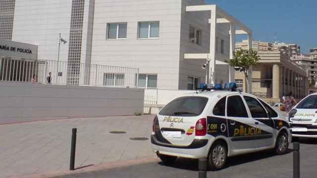 Comisaría de Policía Nacional en Motril.