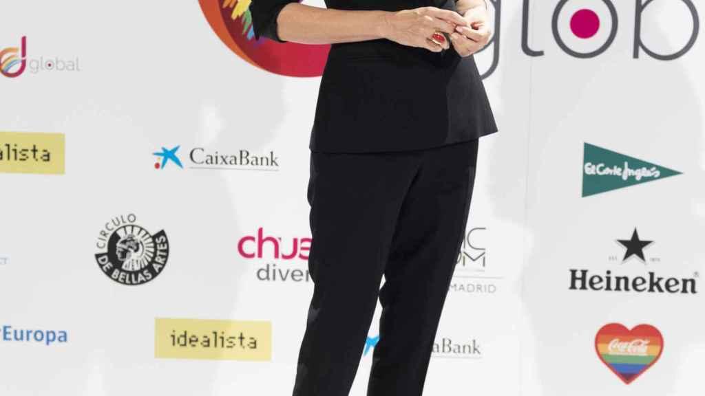 Susanna Griso en los premios Diversa Global 2021.