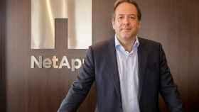 Ignacio Villalgordo, director general de NetApp España