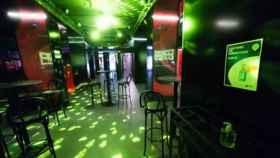 Interior de una discoteca de Madrid. EP