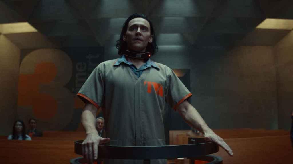 Loki Laufeyson.