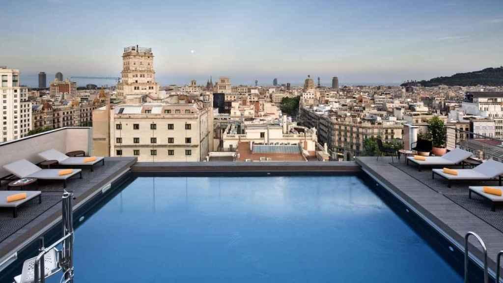 NH Collection Barcelona Gran Hotel Calderón.