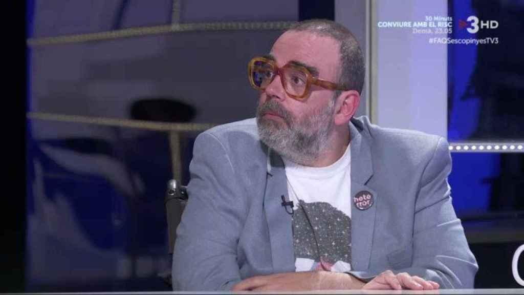 Bob Pop recuerda en TV3 la violación que sufrió de joven (y que aparecerá en 'Maricón Perdido')