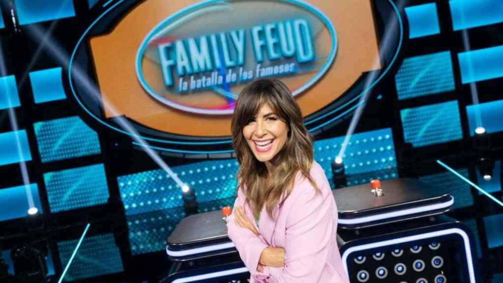 Nuria Roca también estará al frente del concurso 'Family Feud'.
