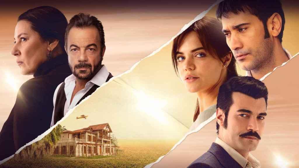 'Tierra amarga', la nueva serie turca de Antena 3 que sustituirá al fenómeno 'Mujer'