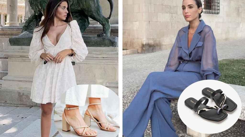 Las sandalias 'made in Spain' que triunfan entre las 'influencers'.