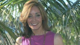 Amparo Muñoz en una foto de archivo.