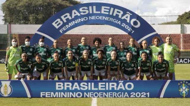 El Brasileirao Femenino se une a Neoenergía y a Iberdrola