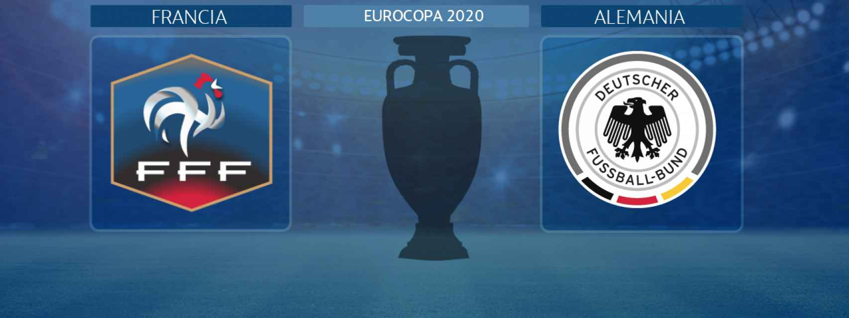 Francia - Alemania, partido de la Eurocopa 2020