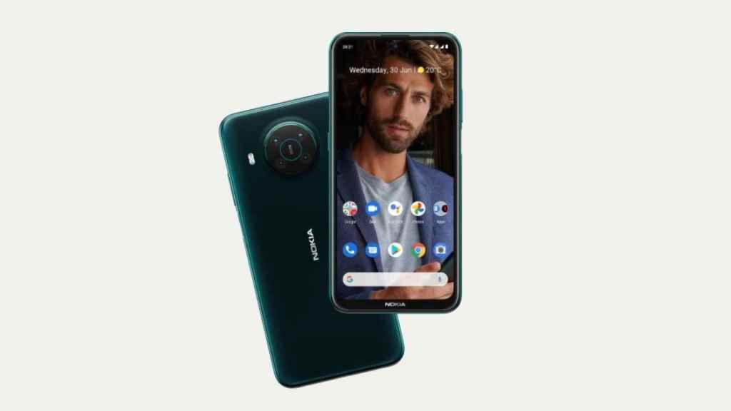El Nokia X10 llega a España: precio y disponibilidad oficial