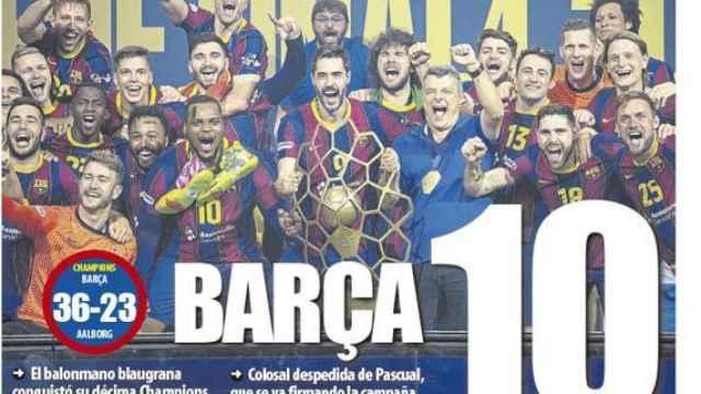 Portada Mundo Deportivo (14/06/21)