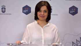 Pilar Zamora, alcaldesa de Ciudad Real, en una imagen de archivo