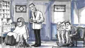 Barbería.