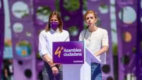 Lilith Verstrynge, la nueva secretaria de Organización de Podemos. EP