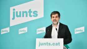 El secretario general de Junts per Catalunya, Jordi Sànchez.