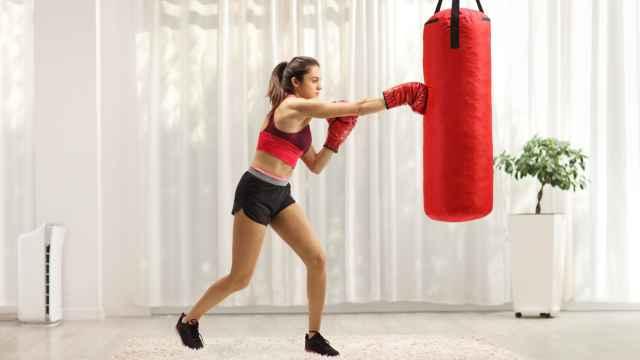 Los sacos de boxeo perfectos para practicar en casa