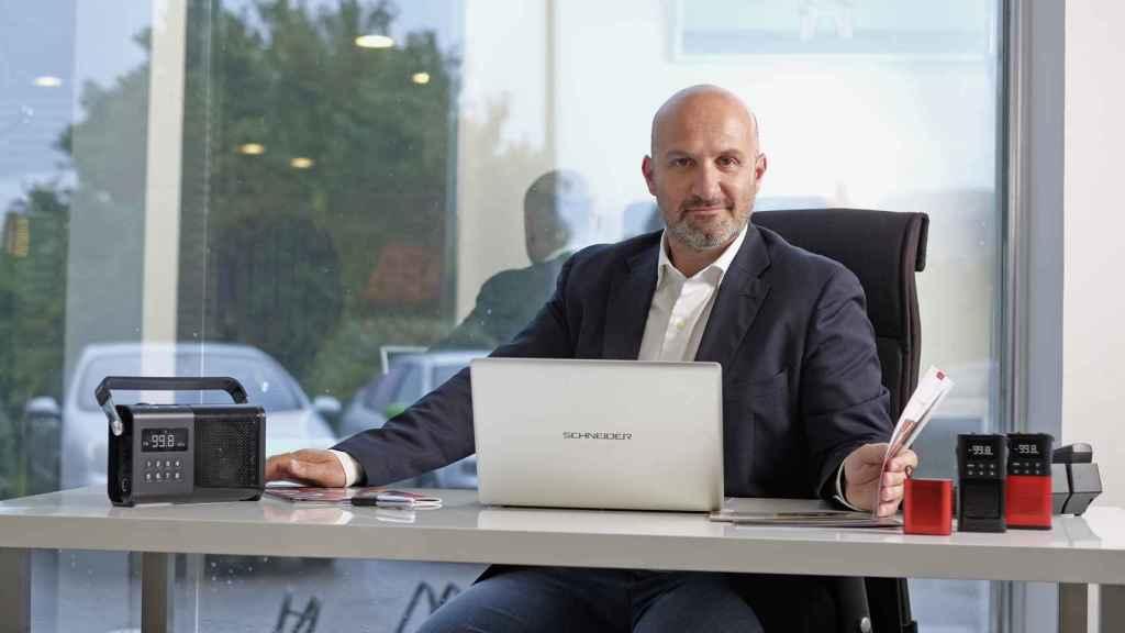 Israel Casado, director ejecutivo de Schneider Consumer Iberia