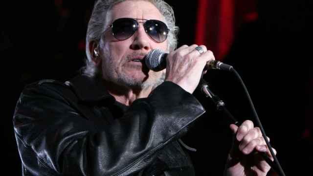 Roger Waters en directo en Barcelona en 2011