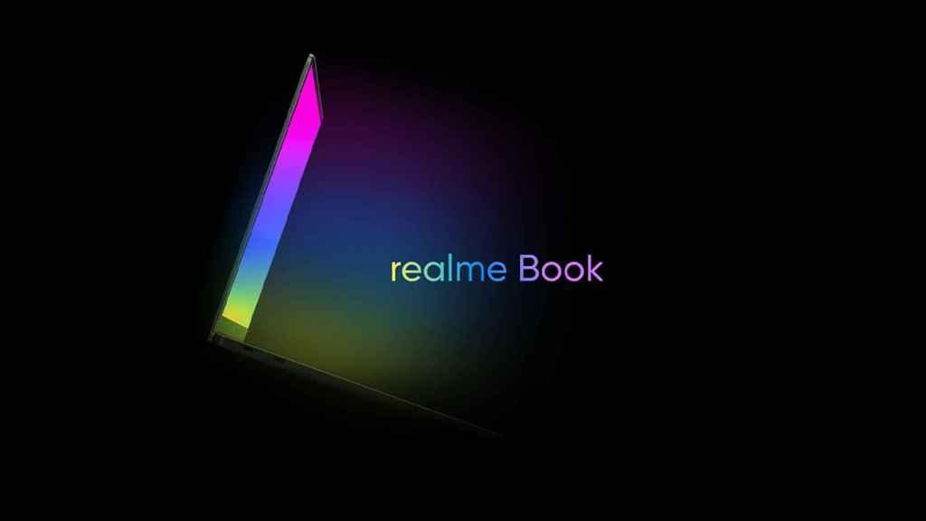 Realme se abre a nuevos mercados con el realme Book