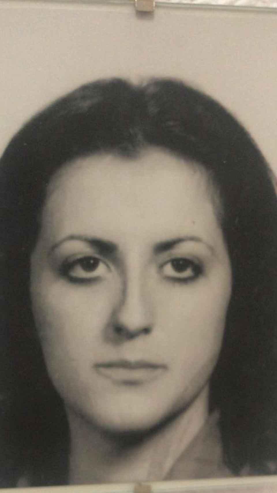 María José entró en la Policía Nacional en la primera promoción que aceptaban mujeres.