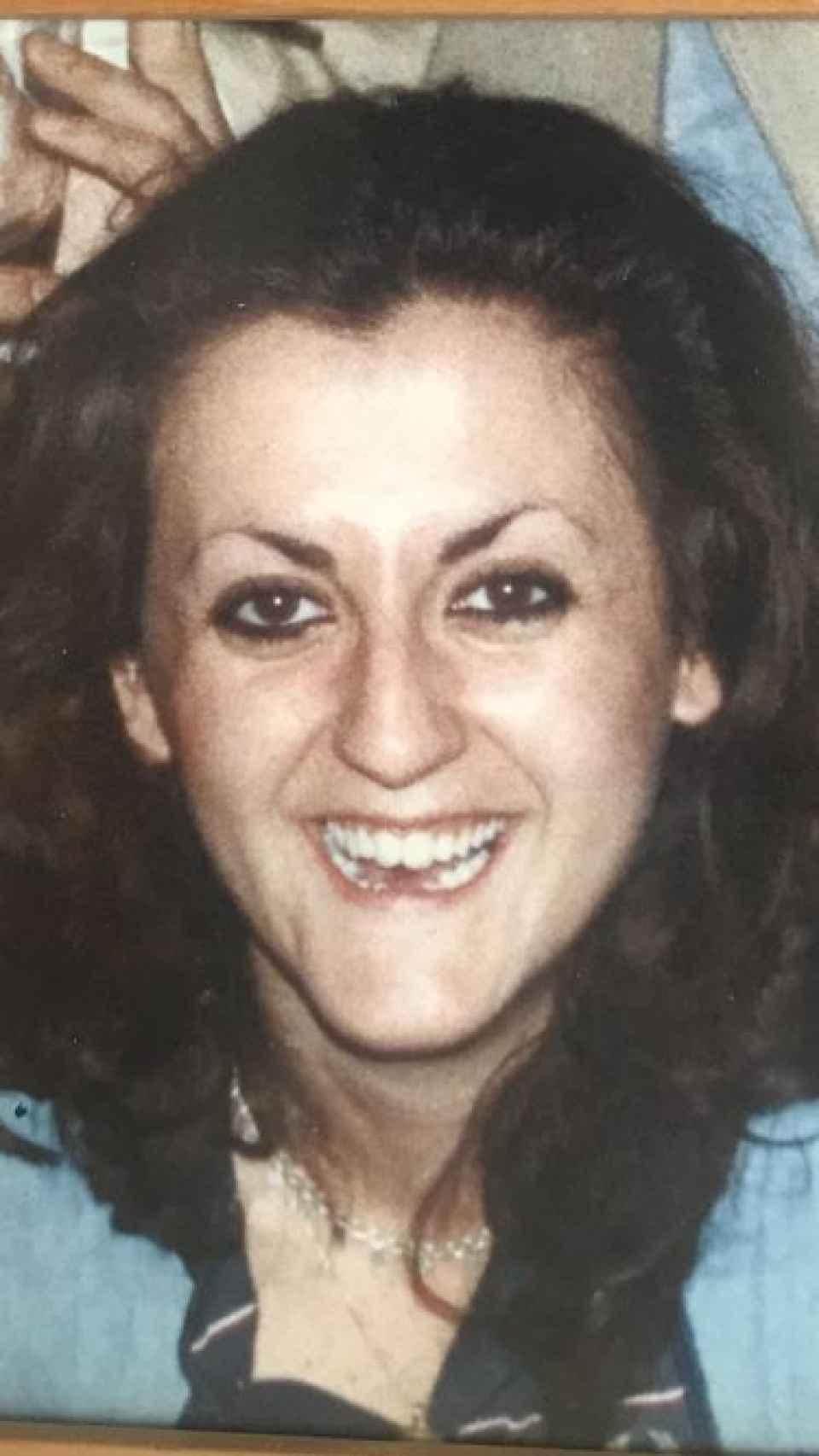 María José García fue asesinada a los 23 años.