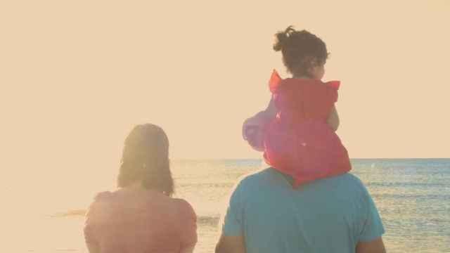 Un fotograma del corto 'Vengo de las olas' del director Sergio Jaén.
