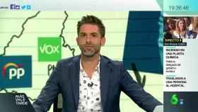 Atresmedia premia a José Yélamo, que sustituirá a Iñaki López al frente de 'laSexta Noche'