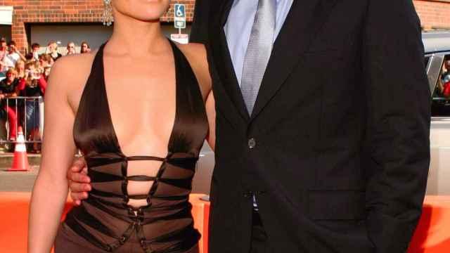 Jennifer Lopez y Ben Affleck en una imagen de archivo durante su relación sentimental en 2002.
