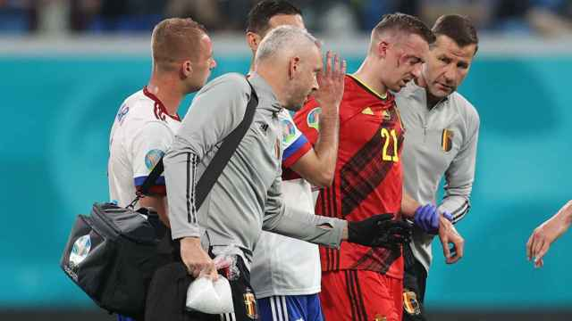 Castagne, con una brecha con la selección de Bélgica