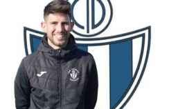Adrián Algarra, nuevo entrenador del Tarancón