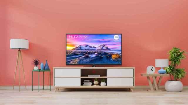 No te pierdas esta Smart TV de Xiaomi con un 21% de descuento por tiempo limitado