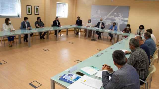 Constitución del observatorio para el desarrollo del sector de la energía eólica marina.